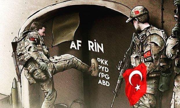 Zeytin Dali Operasyonu – Afrin