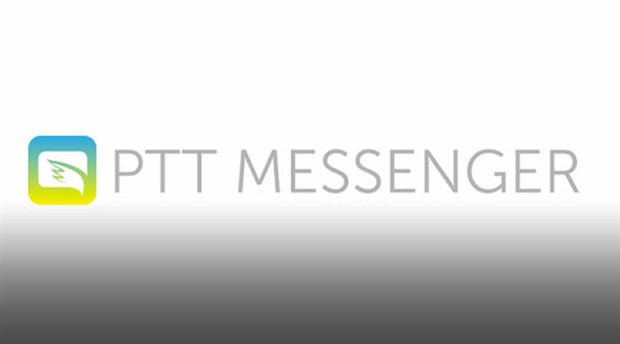 Yerli yazılım PTT Messenger